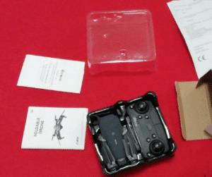 Miglior mini drone con telecamera HD 720p per video e foto, economico per la sua potenza photo review