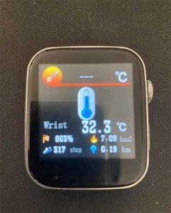 Smartwatch Activity, misura parametri vitali, impermeabile, adatto a tutti anche per Sport photo review