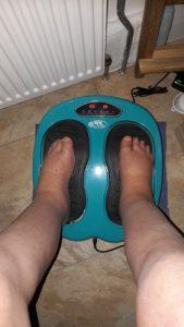 Massaggiatore gambe per circolazione, Leg Action photo review